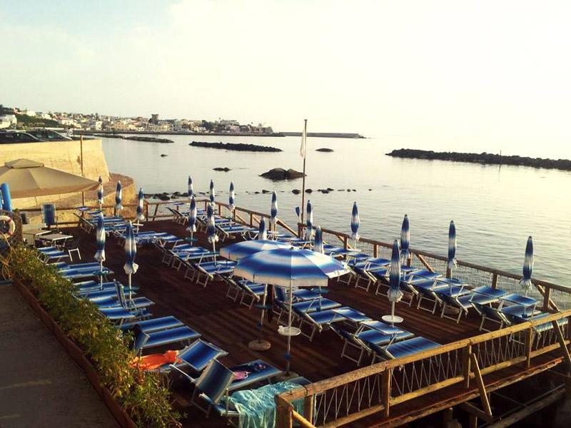 Webcam Apartments La Rotonda sul Mare